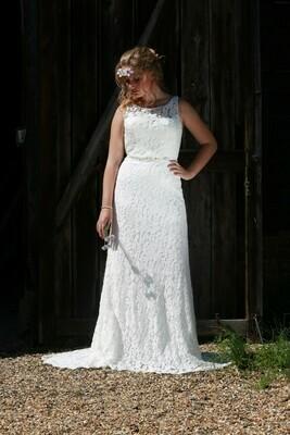 Tatiana  - Lace Wedding Dress