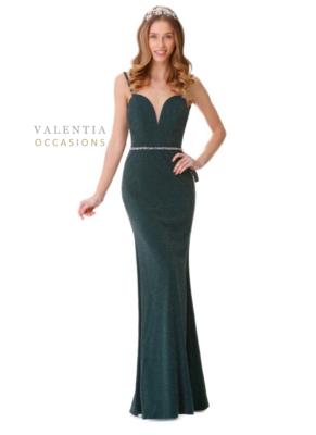Amber Evening Dress