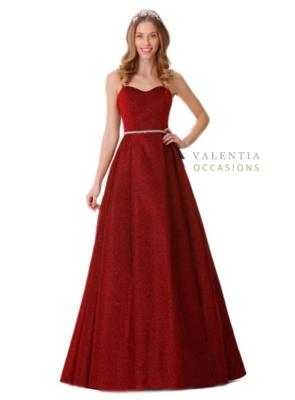 Paris Dress | Sparkling A-Line Ball Gown