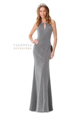 Tasha Fitted Evening Dress