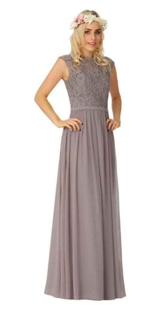 Rochelle Special Occasion Dress | Lace Bridesmaid Dress
