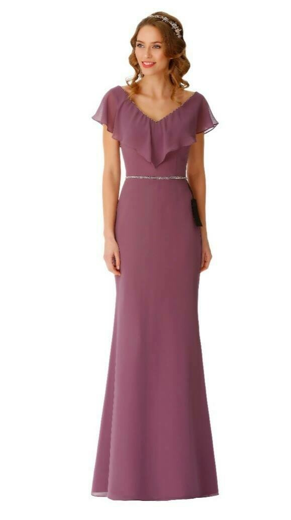 Lily Special Occasion Dress   Lace Halter Neck Bridesmaid Dress