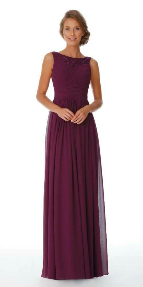 Helene Special Occasion Dress   Lace Bridesmaid Dress