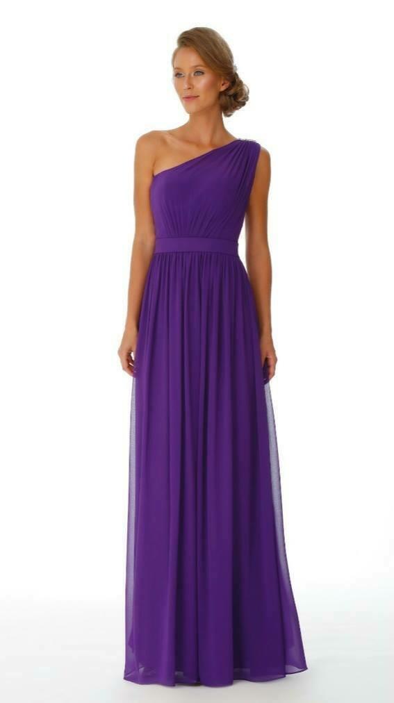 Amelie Special Occasion Dress | Chiffon Bridesmaid Dress