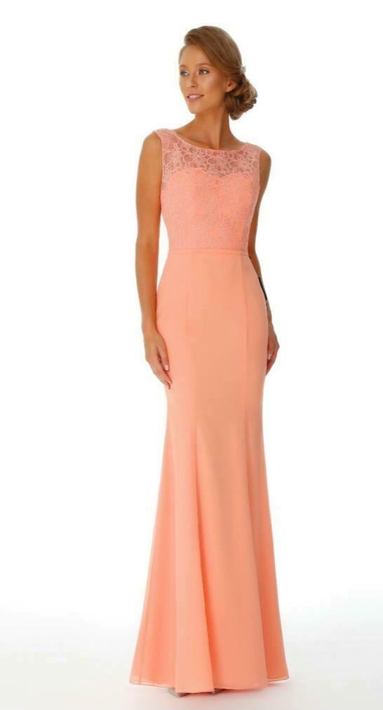 Celine Special Occasion Dress | Lace Bridesmaid Dress