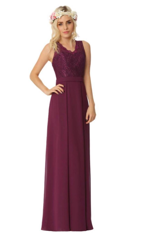 Virginie Special Occasion Dress   Bridesmaid Dress