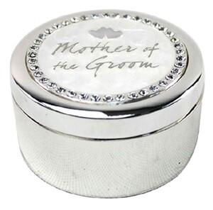 Mother of the Groom Trinket Box | Wedding Gifts | Buy Online