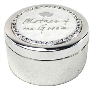 Mother of the Groom Trinket Box | Wedding Gifts | Buy Online
