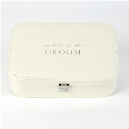 Mother of The Groom Jewellery Box | Wedding Gifts | Buy Online