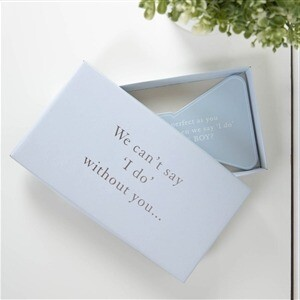 Be Our Page Boy Gift | Wedding Gifts | Buy Online