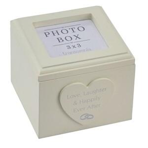 Wooden wedding keepsake Box | Wedding Gifts | Photo Box