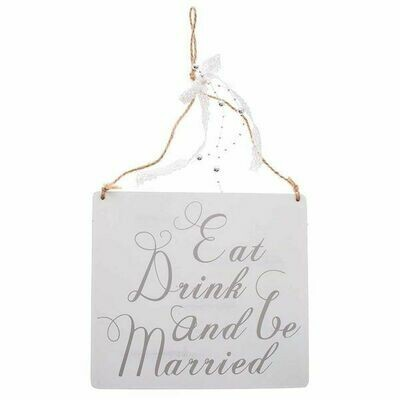 Married Sign | Married Wall Plaque | Wedding Gifts