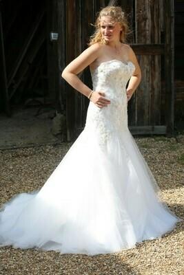 Mermaid Wedding Dress   Style Luna