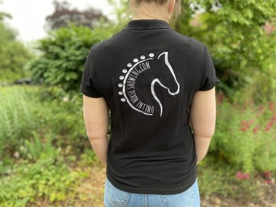 ONLINE HORSE SHOWING POLO SHIRT