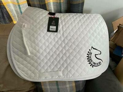 ONLINE HORSE SHIOWING SADDLE PAD
