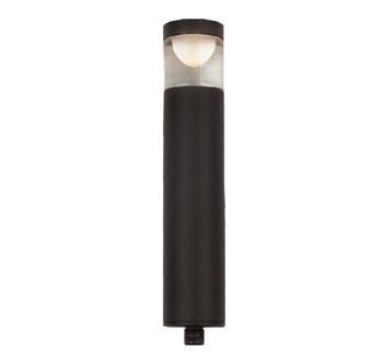 Lumien Bollard Path Light 3K – LED Integrated Bronze Aluminum
