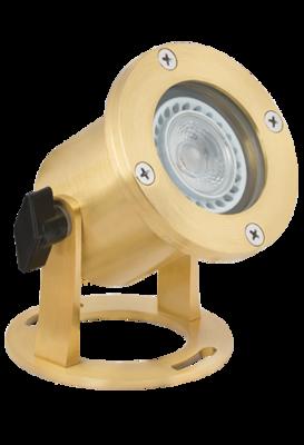 CL-311-BR - Corona Underwater MR-16 Light, Brass