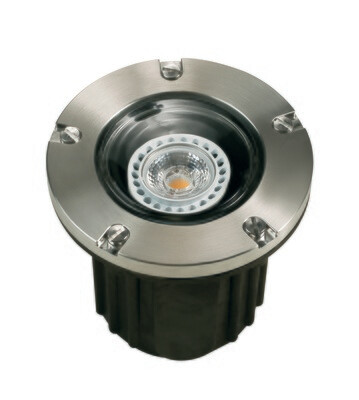 CL-216-SS - Corona MR16 Well Light Stainless Articulating