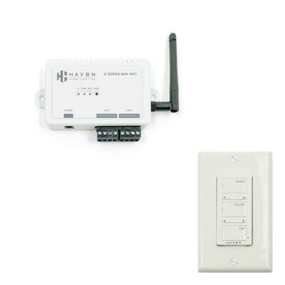 MINI CONTROLLERS 2A (Full Color) WiFi Mini 48W - WHITE