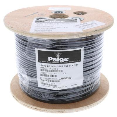LOW VOLTAGE WIRE (250' ROLLS)