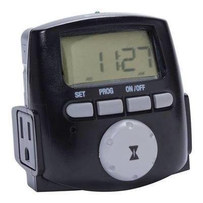 DIGITAL TIMER ASTRONOMIC SETTING