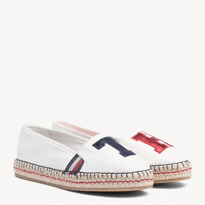 Whisper White Espadrilles