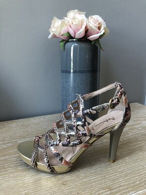 Boa Rosa Cage Heel