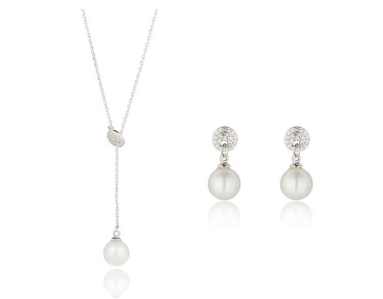 M248SML Marisa Necklace & Earring Set