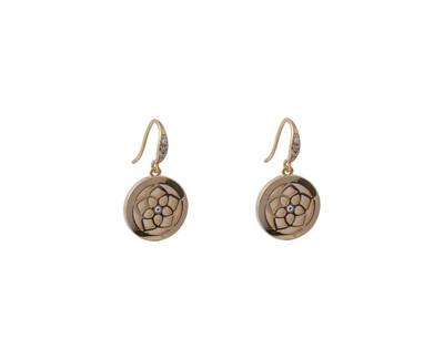 N203ENA Jaylyn Gold Earrings