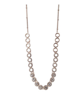M538NCX Gabriela Rose Gold Necklace