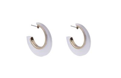 N220EAD Opaque White Hoop