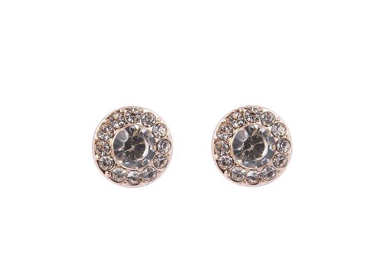 M539ECX Gabriela Rose Gold Earrings