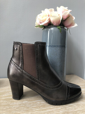 Cassino Cafe Mix Ankle Boot