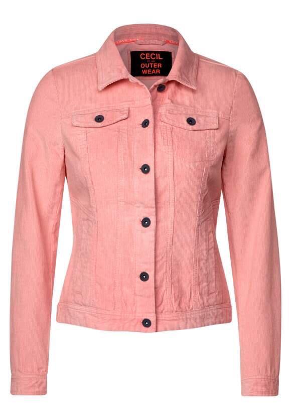 Bright Rose Denim jacket