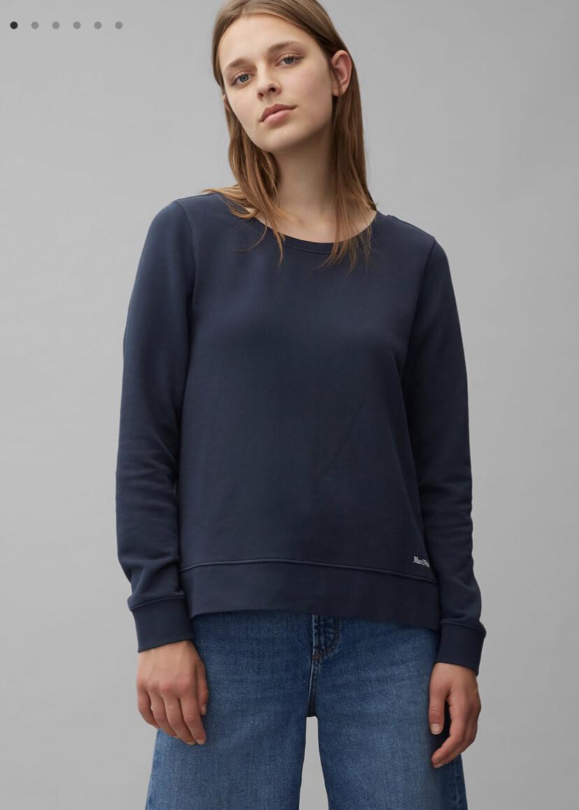 Dark Night Organic Sweatshirt