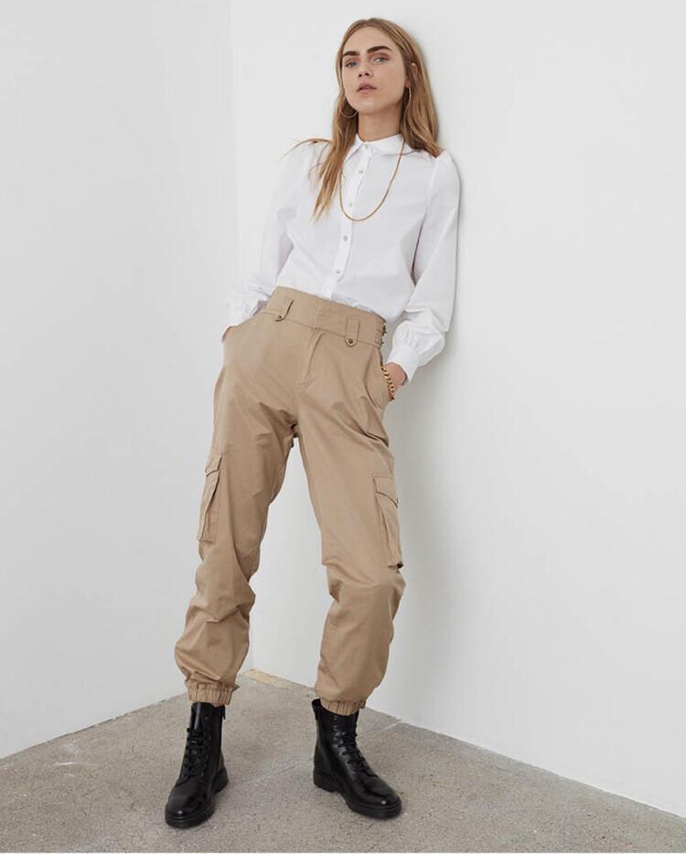 S203332 Mardis Camel Pants