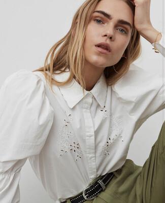 S203313 White Marie Shirt