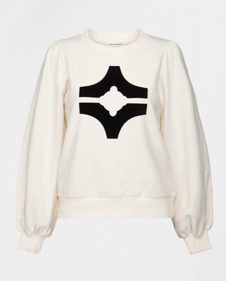 S203314 Off White Edith Sweat