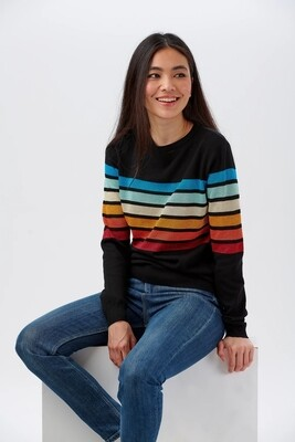 Rita Sparkle Spectrum Sweater