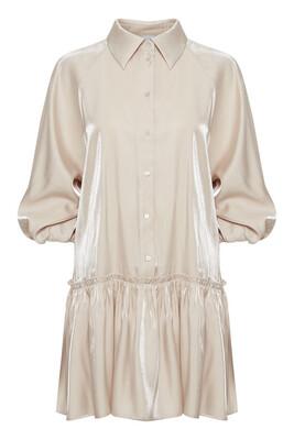 20113216 Meteorite Shirt Dress