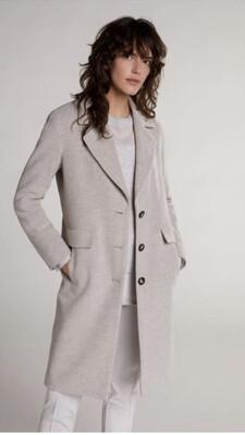 Beige 3/4 Coat