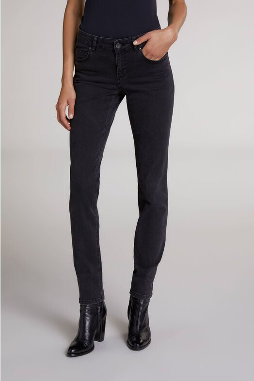 Baxtor Slim Fit Black Jean