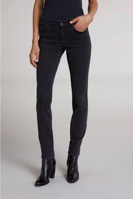 Baxtor Slim Fit Black Jean