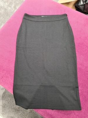 20110970 Black Pencil Skirt