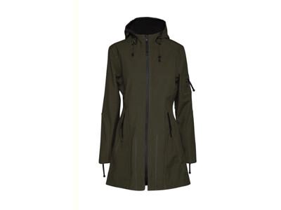 Army Rain07 Raincoat