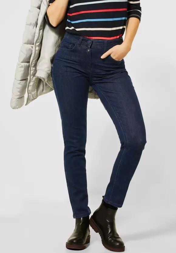 Toronto Dark Blue Jeans