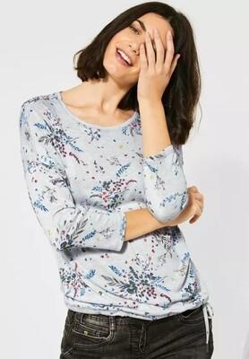 Floral Short Sleeve Tshirt