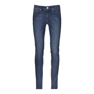 Denim Blue Diva Skinny Jeans