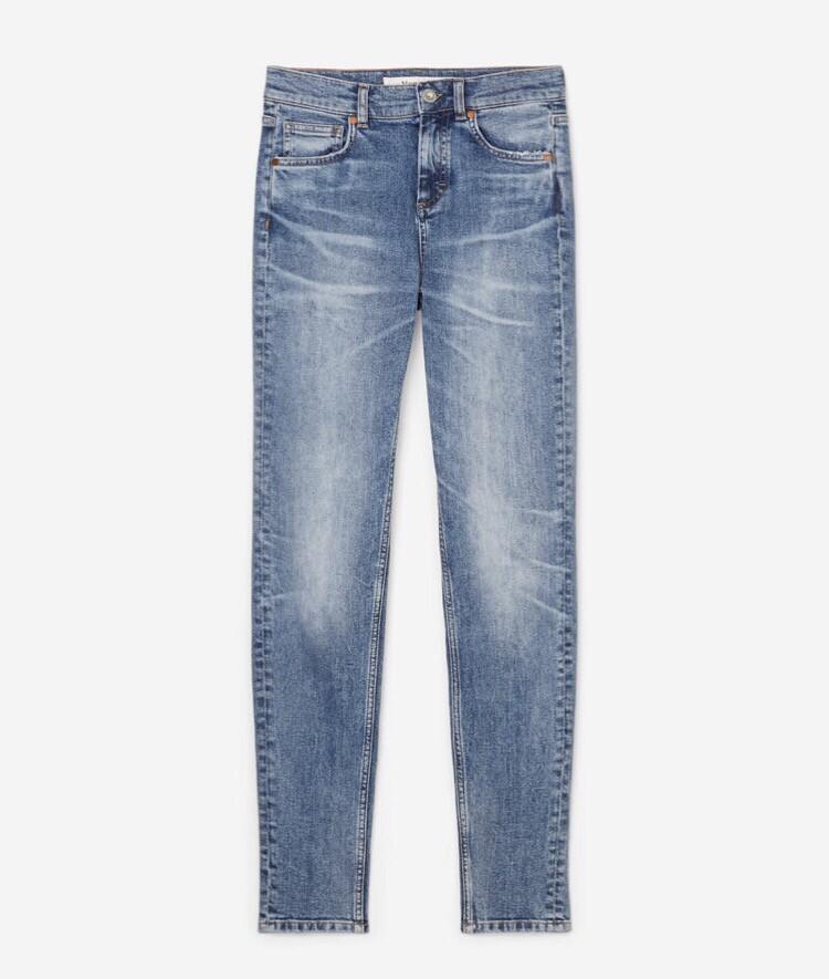 Skara Skinny High Waist Jeans made of Blended Cotton