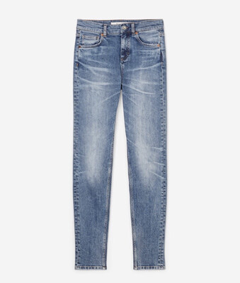 Skara Skinny High Waist Jeans made of Blended Cotton